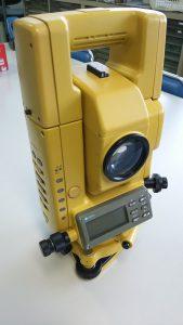 現場事務所 撮影測量機1