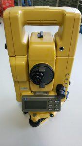 現場事務所 撮影測量機2