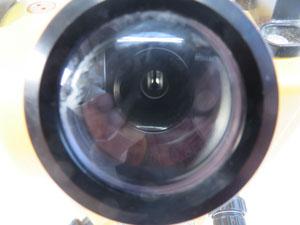 デジタルセオドライト レンズ
