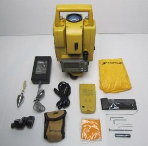 パルス トータルステイション トプコン GTP-3005WF