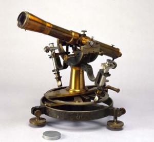 アンティーク 測量機