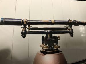 アンティーク 測量機器 写真2