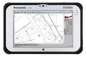 携帯測量システム デコルス