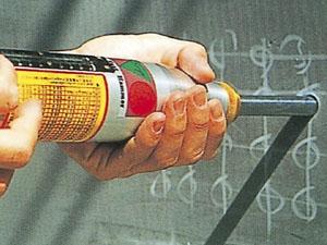 コンクリートテストハンマーの使い方