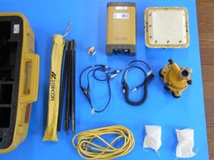 GNSSレベル 測量 付属品